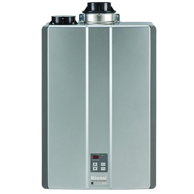 Rinnai RUC98iN Ultra Series Natural Gas Tankless Water Heater