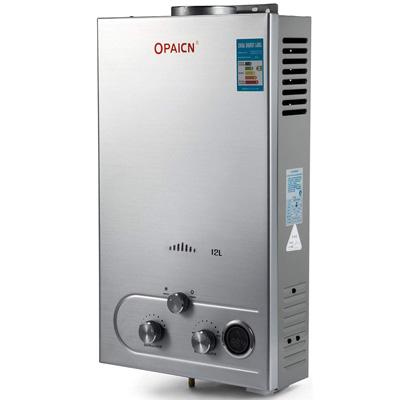 VEVOR 12L Natural Gas Hot Water Heater