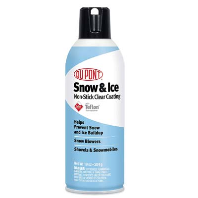 10-Ounce DuPont Teflon Snow and Ice Repellent
