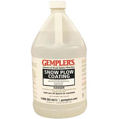 Gempler's 1 Gallon Silicone Snow Blower Coating