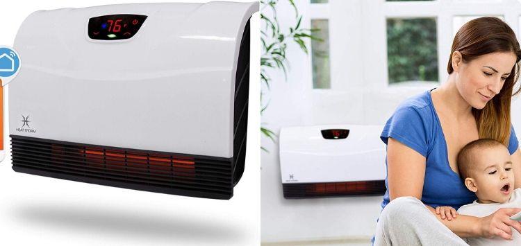 Heat Storm HS-1500-PHX with Wi-Fi