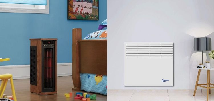 Heating Technology: Infrared vs Convection