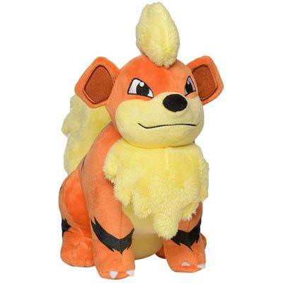 PoKéMoN Growlithe Plush Stuffed Animal