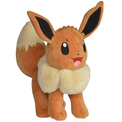 Pokémon Eevee Plush Stuffed Animal Toy