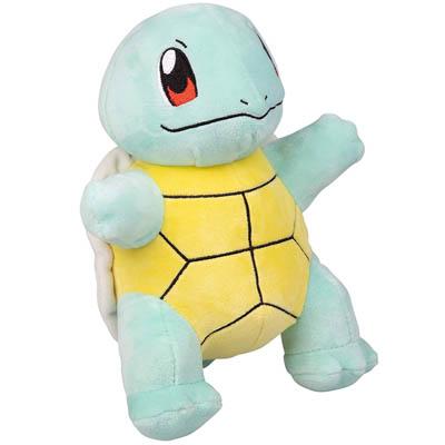 Pokémon Squirtle Plush Stuffed Animal Toy