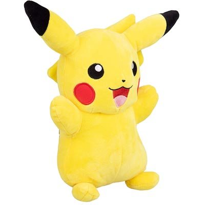 Pokemon Plush, Large 12 Inch Plush Pikachu