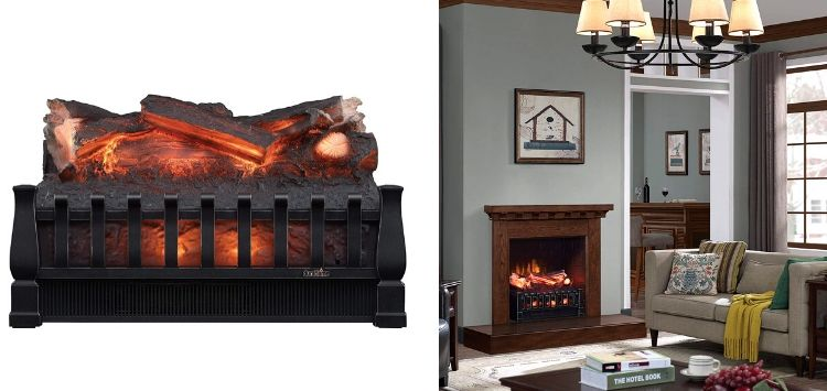 Duraflame DFI021ARU Electric Log Set Heater