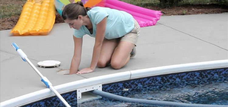 How to winterize your above ground pool